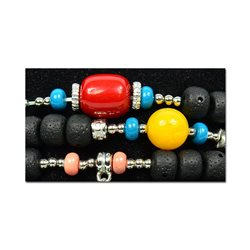 Bracelet extensible Manchette 3 rangs Passion de Perles Collection Shaya Bijoux 75985