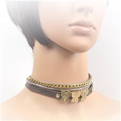 Collier ras de cou Choker Collection Alison Bijoux 71691