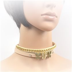 Collier ras de cou Choker Collection Alison Bijoux 71694