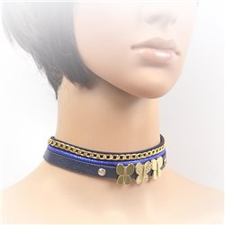 Collier ras de cou Choker Collection Alison Bijoux 71697