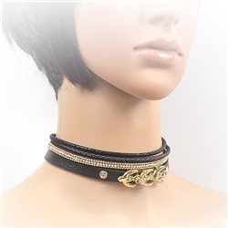 Collier ras de cou Choker Collection Alison Bijoux 71698